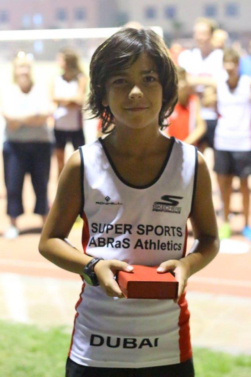 Abras Track Series 2017 - 1500m