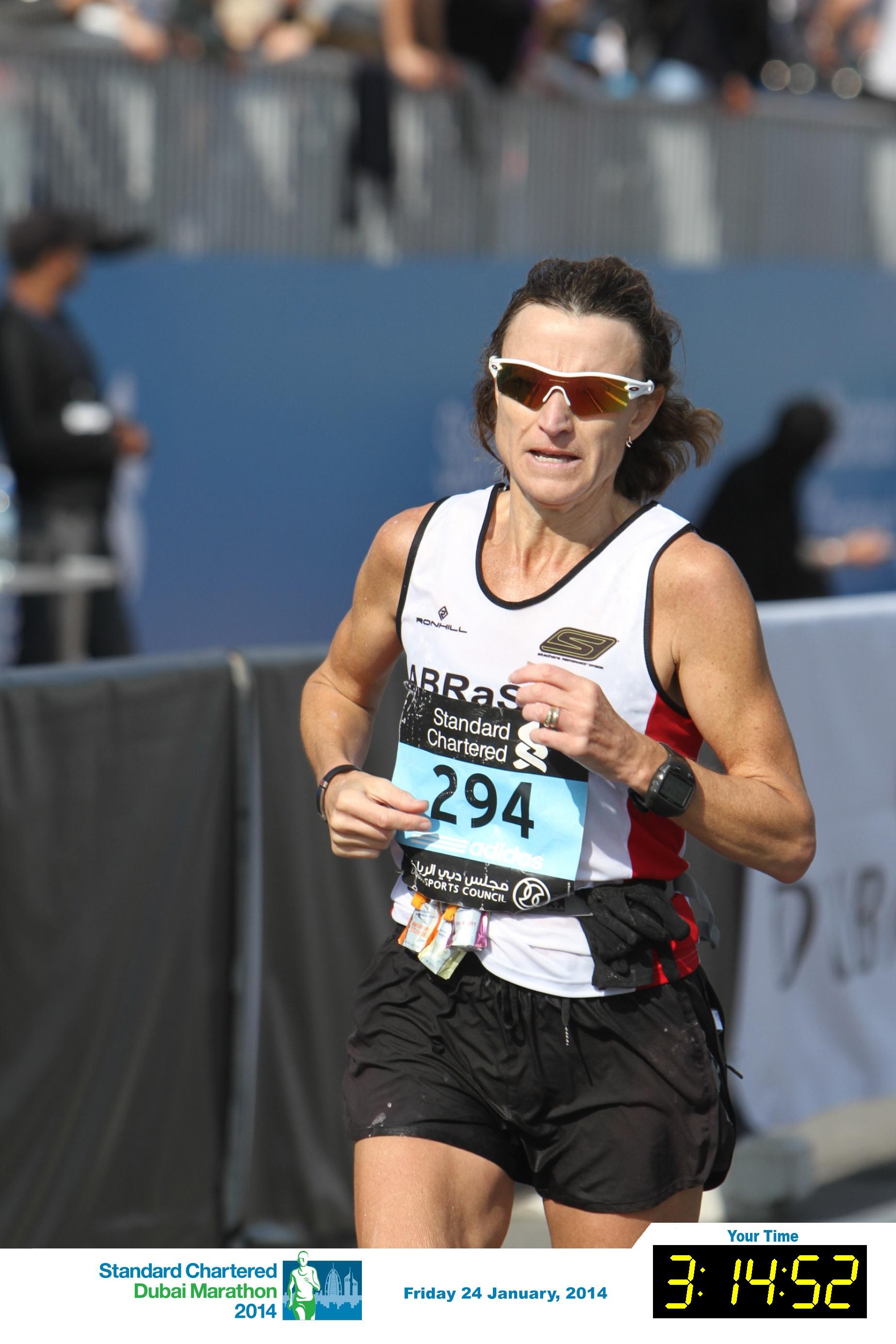 Dubai Marathon Dubai 2014